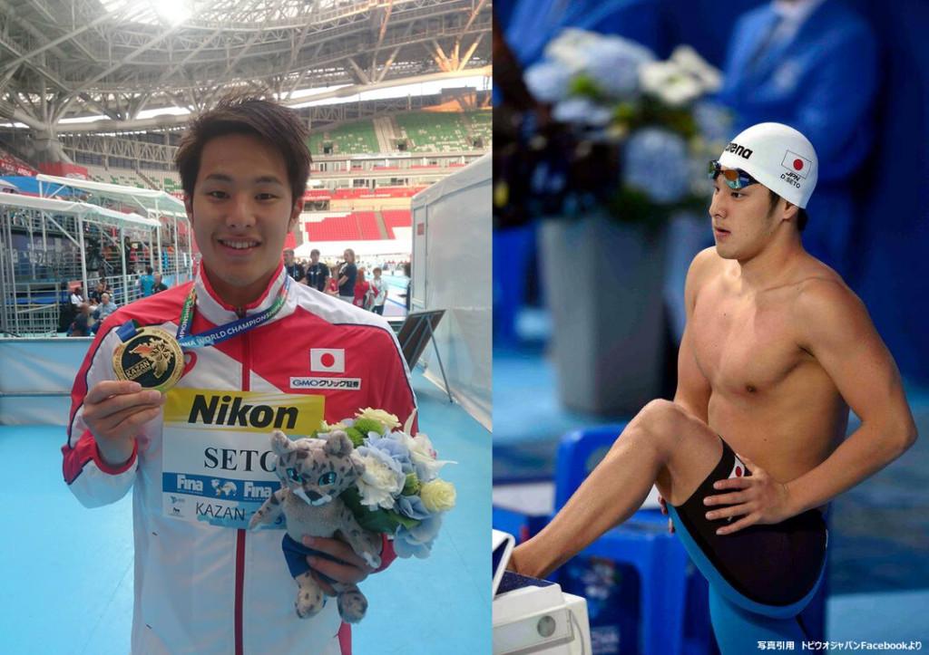 瀬戸大也選手 世界選手権優勝おめでとう!